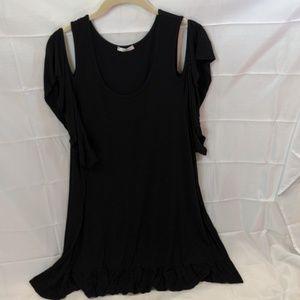 Jodifl Cold Shoulder Dress